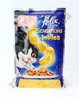 16+4 БЕСПЛАТНО!!!! Felix Sensations Jellies 100 гр