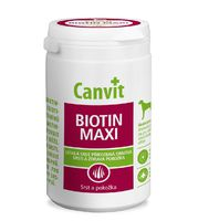Canvit Biotin Maxi for dogs, 230 г