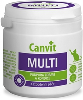 Canvit Multi for cats 100g