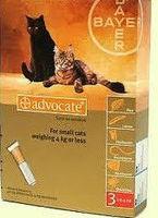 АДВОКАТ капли  - для котов до 4кг