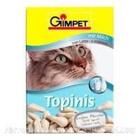 GIMPET TOPINIS мышки с таурином 190шт. МОЛОКО