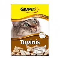GIMPET TOPINIS мышки с таурином 190шт. КРОЛИК