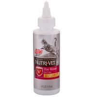Nutri-Vet Eye Cleanse НУТРИ-ВЕТ ЧИСТЫЕ ГЛАЗА глазные капли для кошек, 118 мл