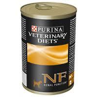 Purina Veterinary Diet NF Kidney Function для собак при патологии почек, мусс