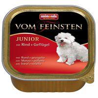 10 + 2 Бесплатно !!! Animonda Vom Feinsten Junior, для щенков 12 х 150г