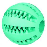 TRIXIE TX-32880 Мяч бейсбольный Denta Fun с запахом мяты, 6 см