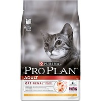 Purina Pro Plan Adult Salmon корм для кошек с лососем,10кг