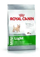 Royal Canin MINI LIGHT - корм для собак малых пород
