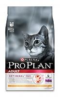 Purina Pro Plan Для взрослых кошек с курицей и рисом