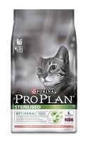 Purina Pro Plan Для кастрированных кошек с лососем