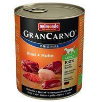 Animonda Gran Carno Original Adult Консерва с говядиной и курицей