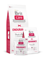 Сухий корм для собак Brit Care Brit Endurance Duck & Rice 12 кг
