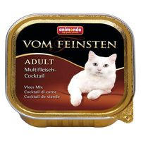 Animonda vom Feinsten для взрослых кошек мясной коктейль 100г