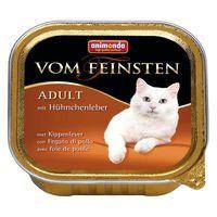 Animonda vom Feinsten класик с куриной печенью 100 г