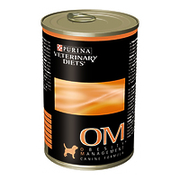 Purina Veterinary Diets OM для собак при ожирении