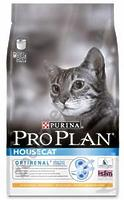Purina Pro Plan House Cat сухой корм для домашних кошек,10кг