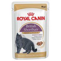 Royal Canin Breed British Shorthair, 85г