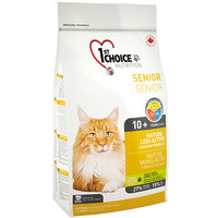 Сухой корм для котов 1st Choice Senior Mature Less Active сухой корм для кошек / возраст кош