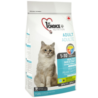 Сухой корм для котов 1st Choice Healthy Skin & Coat Adult