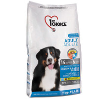 Сухой корм для собак 1st Choice Medium & Large Breeds Adult