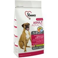 Сухой корм для собак 1st Choice Sensitive Skin & Coat Adult