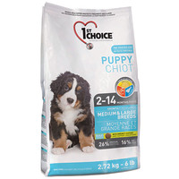 Сухой корм для собак 1st Choice Medium & Large Breeds Puppy