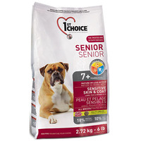 Сухой корм для собак 1st Choice Senior Sensitive Skin & Coat All Breeds