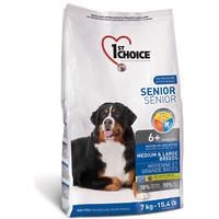 Сухой корм для собак 1st Choice Senior Medium & Large Breeds