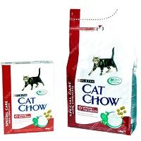 Cat Chow Для кошек для профилактики мочекаменной болезни