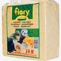 Fiory - wood опилки Фиори для грызунов 14 л