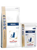 Royal Canin RENAL - лечебный корм для кошек
