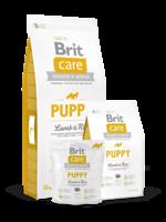 Сухий корм для собак Brit Care Puppy Lamb & Rice