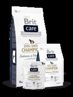 Сухий корм для собак Brit Care Dog Show Champion Salmon & Herring
