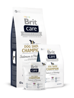 Сухий корм для собак Brit Care Dog Show Champion Salmon & Herring