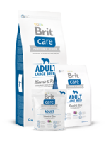 Сухой корм для собак Brit Care Adult Large Breed Lamb & Rice