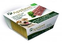 Паштет для собак с телятиной и овощами