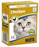 Bozita (Бозита) Feline кусочки в желе с курицей