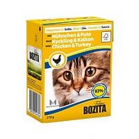 BOZITA (Бозита) Feline Индейка/ курица в соусе