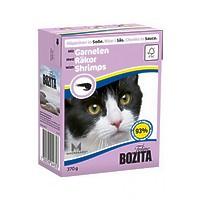 BOZITA (Бозита) Feline Креветки в соусе, 370г