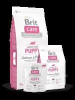 Сухий корм для собак Brit Care Grain-free Puppy Salmon & Potato