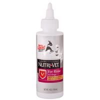 Nutri-Vet Eye Cleanse НУТРИ-ВЕТ ЧИСТЫЕ ГЛАЗА глазные капли для собак, 118 мл