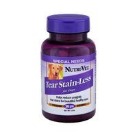Nutri-Vet Tear Stain-Less НУТРИ-ВЕТ ПРОТИВ СЛЕЗ добавка для собак, 30 г