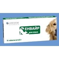 Противоглистный препарат Энвайр для собак