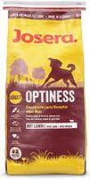 Josera Optiness для взрослых и средних пород с пониженным содержанием белка