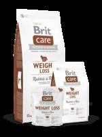 Сухий корм для собак Brit Care Weight Loss Rabbit & Rice