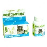 Фитомины - Для зубов и костей для кошек