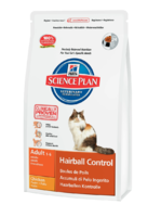 Science Plan™ Feline Adult Hairball Control Курица