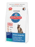Science Plan™ Feline Mature Adult 7+ Active Longevity™ с Тунцом