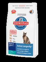 Science Plan™ Feline Mature Adult 7+ Active Longevity™ с Тунцом