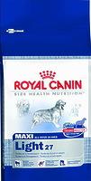 Royal Canin MAXI LIGHT WEIGHT CARE - корм для собак крупных пород